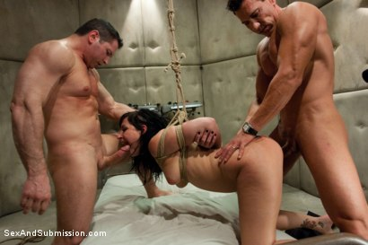Photo number 8 from Mistaken Identity shot for Sex And Submission on Kink.com. Featuring Tori Lux, John Strong and Marco Banderas in hardcore BDSM & Fetish porn.