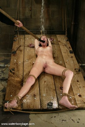 Photo number 8 from Audrey Leigh shot for Water Bondage on Kink.com. Featuring Audrey Leigh in hardcore BDSM & Fetish porn.