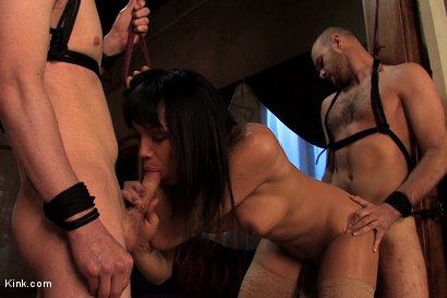 Photo number 4 from Yasmin Lee Volume One shot for Kink Compilations on Kink.com. Featuring Yasmin Lee, Jake, Kyle, Martin Lorenzo, Rocky, Prince, Koby Fox, Robert Bridges, David Chase, Ned Mayhem and DJ in hardcore BDSM & Fetish porn.