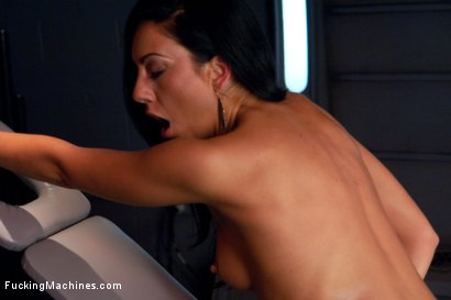 Photo number 5 from Tall, Lean, Texan Girl Machine Fucked to Oblivion shot for Fucking Machines on Kink.com. Featuring Tiffany Brookes in hardcore BDSM & Fetish porn.