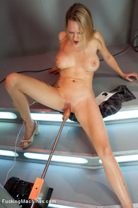 Photo number 15 from Orgasms So Big, They Call Her Rain shot for Fucking Machines on Kink.com. Featuring Rain DeGrey in hardcore BDSM & Fetish porn.