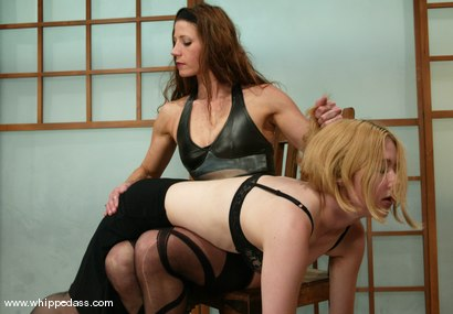 Photo number 5 from Star and Kym Wilde shot for Whipped Ass on Kink.com. Featuring Star and Kym Wilde in hardcore BDSM & Fetish porn.