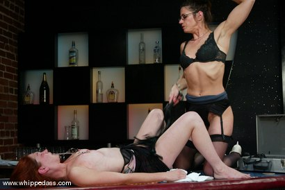 Photo number 6 from Ginger and Kym Wilde shot for Whipped Ass on Kink.com. Featuring Ginger and Kym Wilde in hardcore BDSM & Fetish porn.