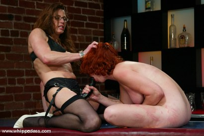 Photo number 13 from Ginger and Kym Wilde shot for Whipped Ass on Kink.com. Featuring Ginger and Kym Wilde in hardcore BDSM & Fetish porn.