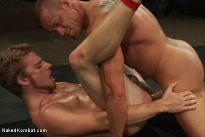 Photo number 14 from Tyler Saint & Blake Daniels vs Sebastian Keys & Emanuel <br> Live Audience Tag Team Match shot for Naked Kombat on Kink.com. Featuring Sebastian Keys, Emanuel, Blake Daniels and Tyler Saint in hardcore BDSM & Fetish porn.