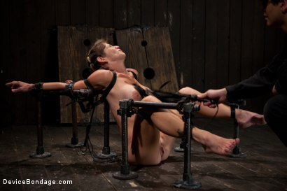 Photo number 1 from Fucked Felony  shot for Device Bondage on Kink.com. Featuring Felony in hardcore BDSM & Fetish porn.