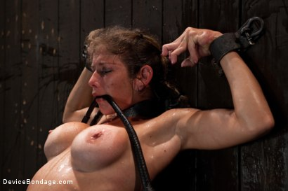 Photo number 12 from Fucked Felony  shot for Device Bondage on Kink.com. Featuring Felony in hardcore BDSM & Fetish porn.