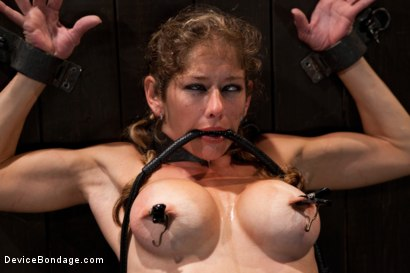 Photo number 10 from Fucked Felony  shot for Device Bondage on Kink.com. Featuring Felony in hardcore BDSM & Fetish porn.