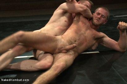 Photo number 5 from Blake Daniels vs Drake Temple shot for nakedkombat on Kink.com. Featuring Drake Temple and Blake Daniels in hardcore BDSM & Fetish porn.