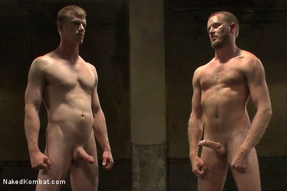 Photo number 15 from Blake Daniels vs Drake Temple shot for Naked Kombat on Kink.com. Featuring Drake Temple and Blake Daniels in hardcore BDSM & Fetish porn.