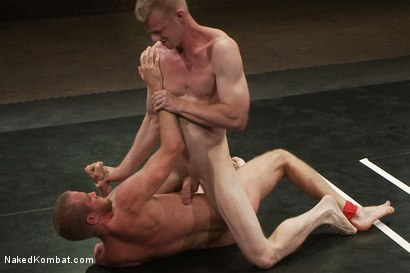 Photo number 8 from Blake Daniels vs Drake Temple shot for Naked Kombat on Kink.com. Featuring Drake Temple and Blake Daniels in hardcore BDSM & Fetish porn.