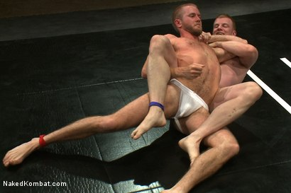 Photo number 3 from Blake Daniels vs Drake Temple shot for Naked Kombat on Kink.com. Featuring Drake Temple and Blake Daniels in hardcore BDSM & Fetish porn.