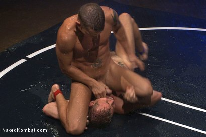 Photo number 10 from Shane Frost vs Mike Rivers - The Water Match shot for Naked Kombat on Kink.com. Featuring Shane Frost and Mike Rivers in hardcore BDSM & Fetish porn.