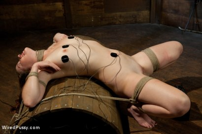 Photo number 7 from Amateur Hottie Tries Electricity With Isis Love shot for Wired Pussy on Kink.com. Featuring Sofia Lauryn and Isis Love in hardcore BDSM & Fetish porn.
