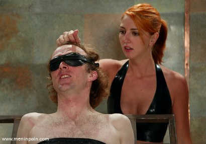 Photo number 1 from Ivy and John shot for Men In Pain on Kink.com. Featuring Ivy and John in hardcore BDSM & Fetish porn.