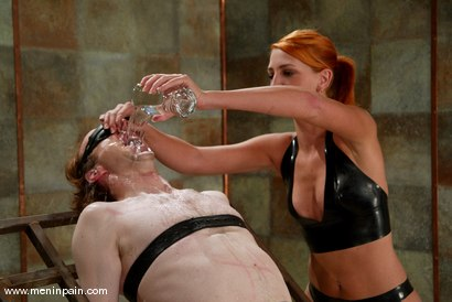 Photo number 3 from Ivy and John shot for Men In Pain on Kink.com. Featuring Ivy and John in hardcore BDSM & Fetish porn.