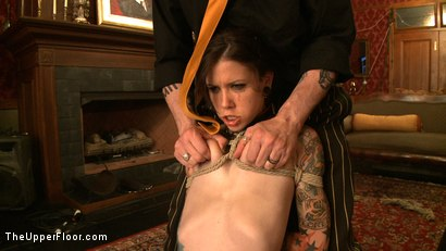 Photo number 10 from Service Day: L.A. Meat shot for The Upper Floor on Kink.com. Featuring Iona Grace, Krysta Kaos and Derrick Pierce in hardcore BDSM & Fetish porn.