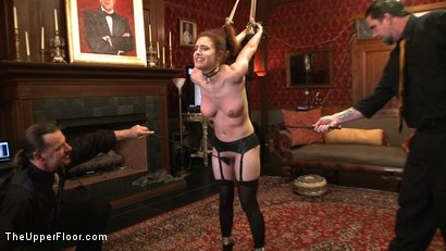 Photo number 12 from Service Day: Ultimate Submission shot for The Upper Floor on Kink.com. Featuring Iona Grace and Rain DeGrey in hardcore BDSM & Fetish porn.