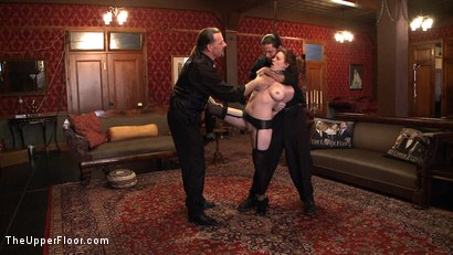 Photo number 13 from Service Day: Ultimate Submission shot for The Upper Floor on Kink.com. Featuring Iona Grace and Rain DeGrey in hardcore BDSM & Fetish porn.