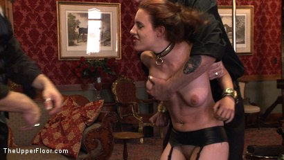 Photo number 14 from Service Day: Ultimate Submission shot for The Upper Floor on Kink.com. Featuring Iona Grace and Rain DeGrey in hardcore BDSM & Fetish porn.