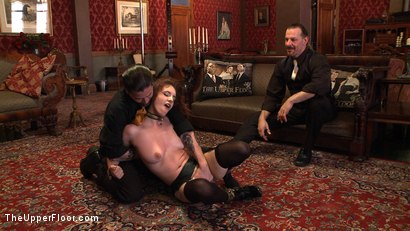 Photo number 11 from Service Day: Ultimate Submission shot for The Upper Floor on Kink.com. Featuring Iona Grace and Rain DeGrey in hardcore BDSM & Fetish porn.