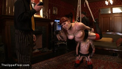 Photo number 6 from Service Day: Master Acworth shot for The Upper Floor on Kink.com. Featuring Krysta Kaos, Nerine Mechanique and Sparky Sin Claire in hardcore BDSM & Fetish porn.