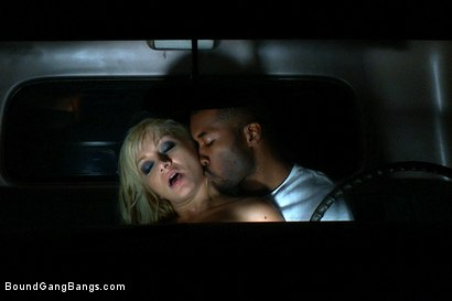 Photo number 2 from Hot Interracial Gangbang with Smoking Hot Blonde shot for Bound Gang Bangs on Kink.com. Featuring Lea Lexis, Tee Reel, Rico Strong, Mickey Mod, Flash Brown and Bobby Bends in hardcore BDSM & Fetish porn.