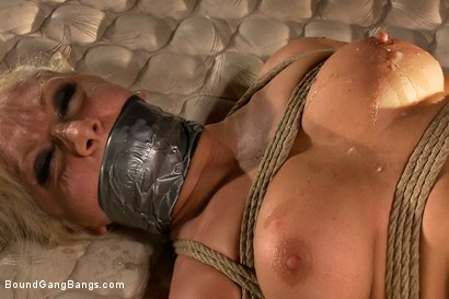 Photo number 12 from Hot Interracial Gangbang with Smoking Hot Blonde shot for Bound Gang Bangs on Kink.com. Featuring Lea Lexis, Tee Reel, Rico Strong, Mickey Mod, Flash Brown and Bobby Bends in hardcore BDSM & Fetish porn.