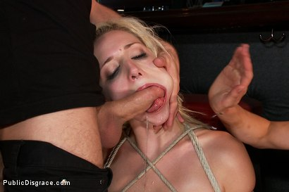 Photo number 10 from Hot Blonde Disgraced in Bar shot for Public Disgrace on Kink.com. Featuring James Deen, Rylie Richman and Princess Donna Dolore in hardcore BDSM & Fetish porn.