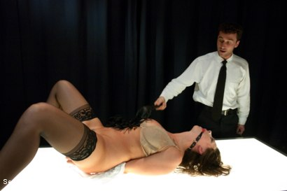 Photo number 6 from Airport Security shot for Sex And Submission on Kink.com. Featuring James Deen and Chanel Preston in hardcore BDSM & Fetish porn.