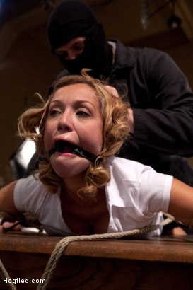 Photo number 4 from Amazing Carly Simon look alike hopelessly struggles <br>Orgasms ripped from her helpless body Brutal shot for Hogtied on Kink.com. Featuring Audrey Rose in hardcore BDSM & Fetish porn.