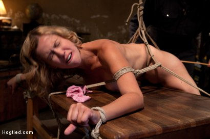 Photo number 8 from Amazing Carly Simon look alike hopelessly struggles <br>Orgasms ripped from her helpless body Brutal shot for Hogtied on Kink.com. Featuring Audrey Rose in hardcore BDSM & Fetish porn.