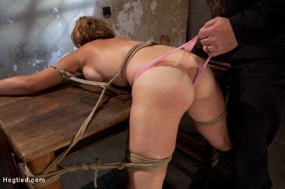 Photo number 5 from Amazing Carly Simon look alike hopelessly struggles <br>Orgasms ripped from her helpless body Brutal shot for Hogtied on Kink.com. Featuring Audrey Rose in hardcore BDSM & Fetish porn.
