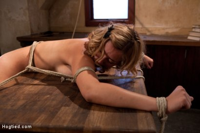 Photo number 7 from Amazing Carly Simon look alike hopelessly struggles <br>Orgasms ripped from her helpless body Brutal shot for Hogtied on Kink.com. Featuring Audrey Rose in hardcore BDSM & Fetish porn.
