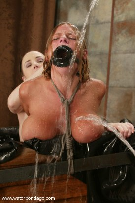 Photo number 7 from Goldie shot for Water Bondage on Kink.com. Featuring Goldie in hardcore BDSM & Fetish porn.