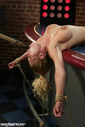 Photo number 13 from Goldie shot for Hogtied on Kink.com. Featuring Goldie in hardcore BDSM & Fetish porn.