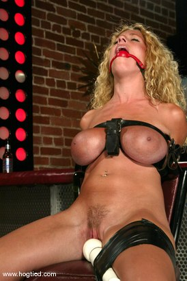Photo number 11 from Goldie shot for Hogtied on Kink.com. Featuring Goldie in hardcore BDSM & Fetish porn.