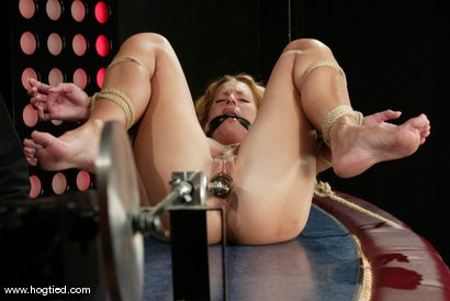 Photo number 4 from Goldie shot for Hogtied on Kink.com. Featuring Goldie in hardcore BDSM & Fetish porn.