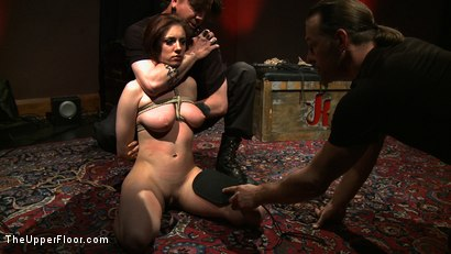 Photo number 13 from Service Day: Grace's Anniversary shot for The Upper Floor on Kink.com. Featuring Iona Grace in hardcore BDSM & Fetish porn.