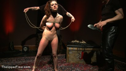 Photo number 17 from Service Day: Grace's Anniversary shot for The Upper Floor on Kink.com. Featuring Iona Grace in hardcore BDSM & Fetish porn.