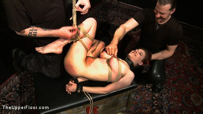 Photo number 8 from Service Day: Grace's Anniversary shot for The Upper Floor on Kink.com. Featuring Iona Grace in hardcore BDSM & Fetish porn.