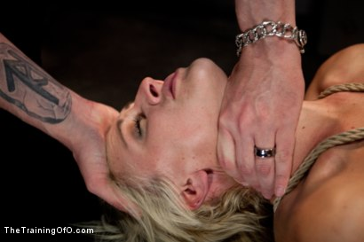Photo number 13 from Dylan-Day 4<br>Sexual Domination shot for The Training Of O on Kink.com. Featuring Dylan Ryan and Maestro in hardcore BDSM & Fetish porn.
