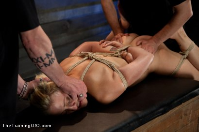 Photo number 15 from Dylan-Day 4<br>Sexual Domination shot for The Training Of O on Kink.com. Featuring Dylan Ryan and Maestro in hardcore BDSM & Fetish porn.