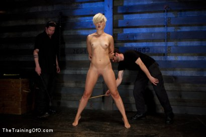 Photo number 6 from Dylan-Day 4<br>Sexual Domination shot for The Training Of O on Kink.com. Featuring Dylan Ryan and Maestro in hardcore BDSM & Fetish porn.