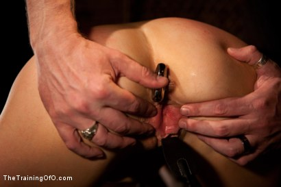 Photo number 6 from Lorelei Lee Day 1<br>Fall From Grace-The Retraining  shot for The Training Of O on Kink.com. Featuring Lorelei Lee and Derrick Pierce in hardcore BDSM & Fetish porn.