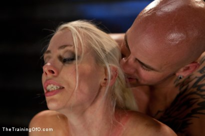 Photo number 27 from Lorelei Lee: Day 2 shot for The Training Of O on Kink.com. Featuring Lorelei Lee and Derrick Pierce in hardcore BDSM & Fetish porn.