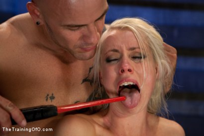 Photo number 15 from Lorelei Lee: Day 2 shot for The Training Of O on Kink.com. Featuring Lorelei Lee and Derrick Pierce in hardcore BDSM & Fetish porn.