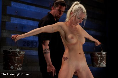 Photo number 26 from Lorelei Lee: Day 2 shot for The Training Of O on Kink.com. Featuring Lorelei Lee and Derrick Pierce in hardcore BDSM & Fetish porn.
