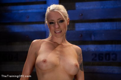 Photo number 4 from Lorelei Lee: Day 2 shot for The Training Of O on Kink.com. Featuring Lorelei Lee and Derrick Pierce in hardcore BDSM & Fetish porn.