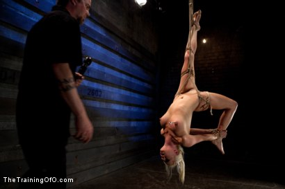 Photo number 14 from Lorelei Lee Day 3<br>Learning the Ropes of Brutal Domination shot for The Training Of O on Kink.com. Featuring Lorelei Lee in hardcore BDSM & Fetish porn.
